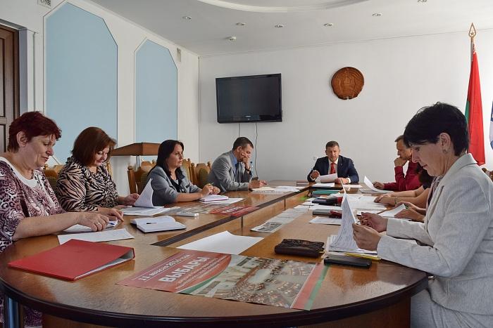 В Московском районе Бреста распределением мест в детсадах занимается комиссия